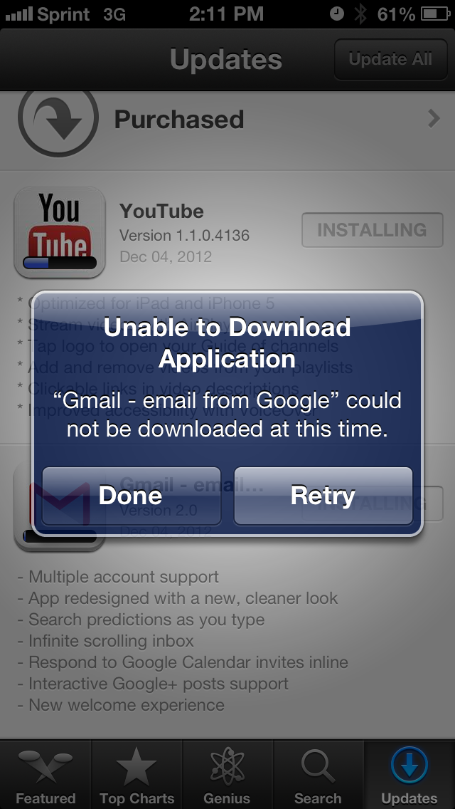 New Gmail version 2.0