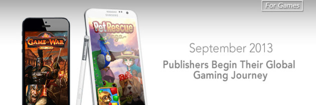 App Annie Index – Both Games and Non-Game Apps for Q3 2013