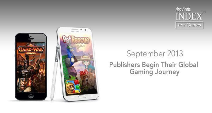 App Annie game Apps September 2013