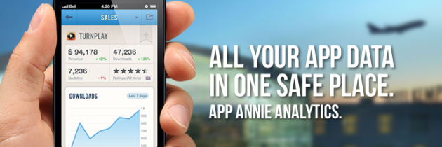 There'An App For That, says App Annie