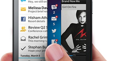 Blackberry 10 Launch and Critique Roundup